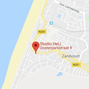Studio Heli op google maps